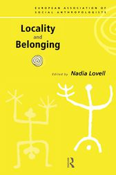 Locality and Belonging by Nadia Lovell