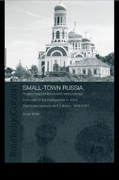 Small-Town Russia by Anne White