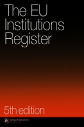 Eu Institutions Register by Europa