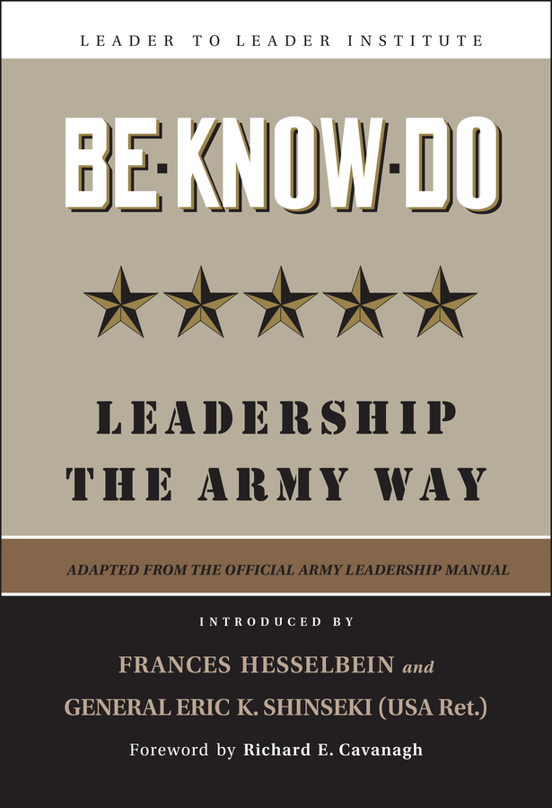 Download Ebook Be * Know * Do. by U.S. Army Pdf