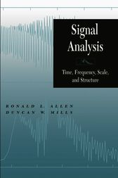Signal Analysis by Ronald L. Allen