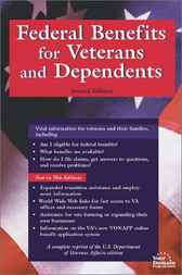 Federal Benefits by U.S. Department of Veterans Affairs