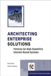 Architecting Enterprise Solutions by Paul Dyson