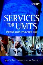 Services for UMTS by Tomi T. Ahonen