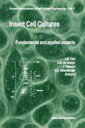 Insect Cell Cultures by Just M. Vlak