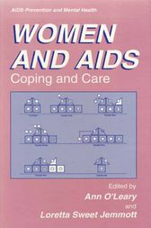 Women and AIDS by PhD O'Leary