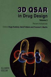 3D QSAR in Drug Design by Hugo Kubinyi