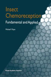Insect Chemoreception by M.F. Ryan