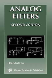 Analog Filters by K.L. Su
