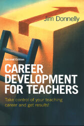 Career Development for Teachers by Jim Donnelly