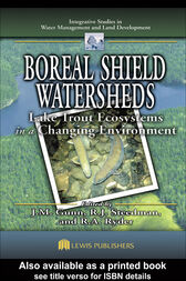 Boreal Shield Watersheds by John Gunn