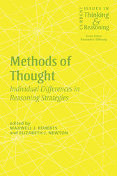 Methods of Thought by Elizabeth Newton