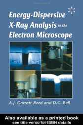 Energy Dispersive X-ray Analysis in the Electron Microscope by DC Bell