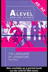 Language of Literature by Adrian Beard