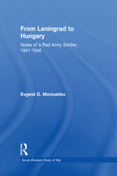 From Leningrad to Hungary by Evgenii D. Moniushko