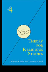 Theory for Religious Studies by William E. Deal