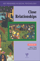 Close Relationships by Harry T. Reis