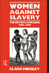 Women Against Slavery by Clare Midgley