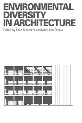 Environmental Diversity in Architecture by Mary Ann Steane