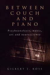 Between Couch and Piano by Gilbert J. Rose