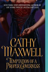 Temptation of a Proper Governess by Cathy Maxwell