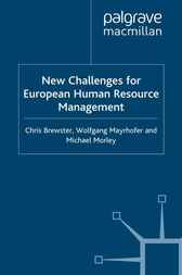 New Challenges for European Resource Management by Chris Brewster