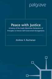 Peace with Justice by Andrew Buchanan