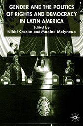 Gender and the Politics of Rights and Democracy in Latin America by Nikki Craske