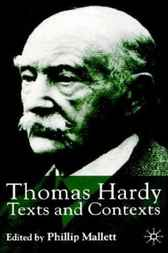 Thomas Hardy by Phillip Mallett