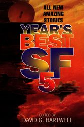 Year's Best SF 5 by David G. Hartwell
