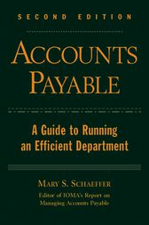 Accounts Payable by Mary S. Schaeffer