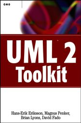 UML 2 Toolkit, CafeScribe by Hans-Erik Eriksson