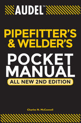 Audel Pipefitter's and Welder's Pocket Manual by Charles N. McConnell