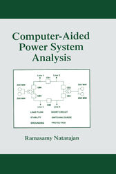 Computer-Aided Power System Analysis by Ramasamy Natarajan