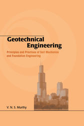 Geotechnical Engineering by V.N.S. Murthy