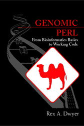 Genomic Perl by Rex A. Dwyer
