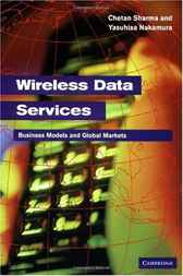Wireless Data Services by Chetan Sharma