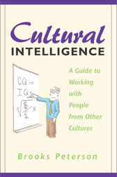 Cultural Intelligence by Brooks Peterson