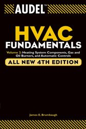 Audel HVAC Fundamentals, Volume 2 by James E. Brumbaugh