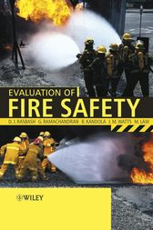 Evaluation of Fire Safety by D. Rasbash