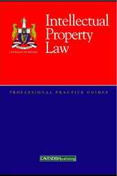 Intellectual Property Law Professional Practice Guide by Garrett Breen
