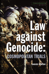 Law Against Genocide by David Hirsh