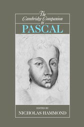 The Cambridge Companion to Pascal by Nicholas Hammond