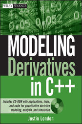 Modeling Derivatives in C++ by Justin London