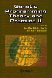 Genetic Programming Theory and Practice II by Una-May O'Reilly