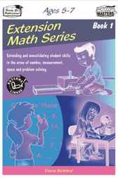 Extension Math Book 1 by Diana Bickford