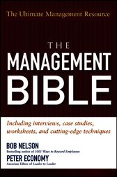 The Management Bible by Bob Nelson