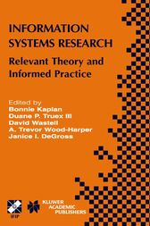 Information Systems Research by Bonnie Kaplan