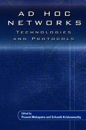 AD HOC NETWORKS by Prasant Mohapatra
