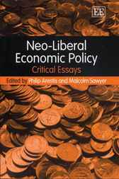 Neo-Liberal Economic Policy by P. Arestis